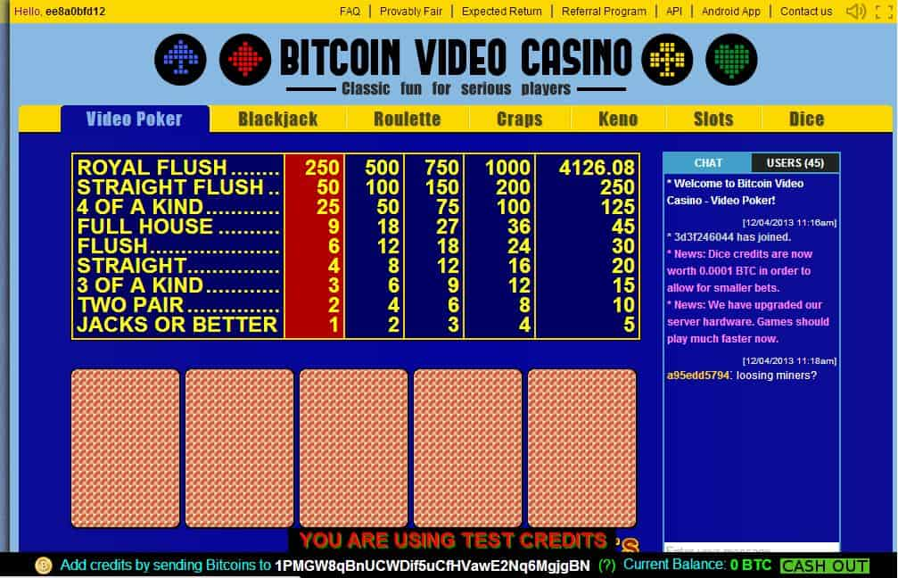 BitcoinCasino.us Review - Is this A Scam/Site to Avoid
