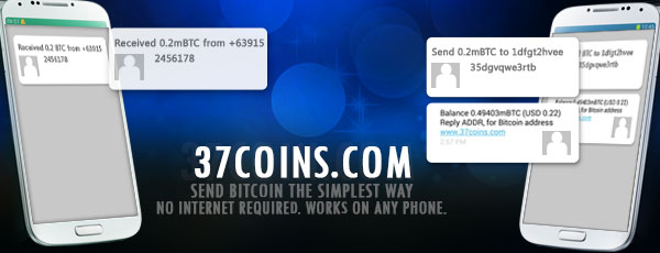 Coins Sms Based Wallet Simplified Bitcoin Payments