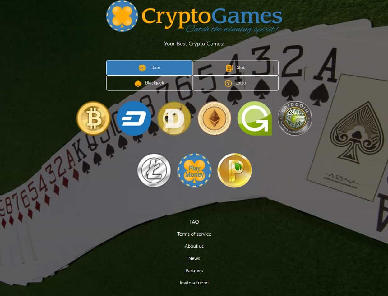 crypto-games.net bitcoin casino review