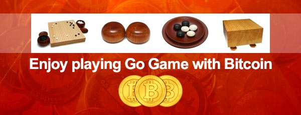 Go Game Uses Bitcoin But Not Yet For Online Gaming
