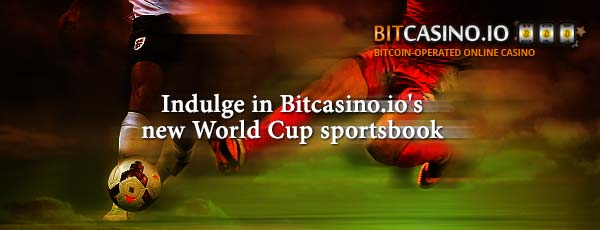 Bitcasino.io World Cup 2014 Sportsbook