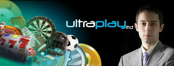 Ultraplay CEO Dariy Margaritov