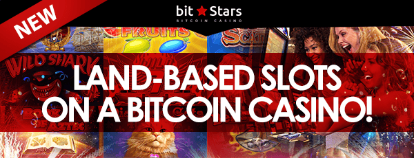 Bitstars Adds 20 New Slots Provided by Amatic