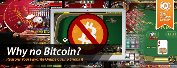 No Bitcoin Casino