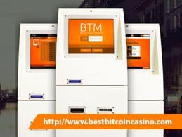 Bitcoin Automated Teller Machine