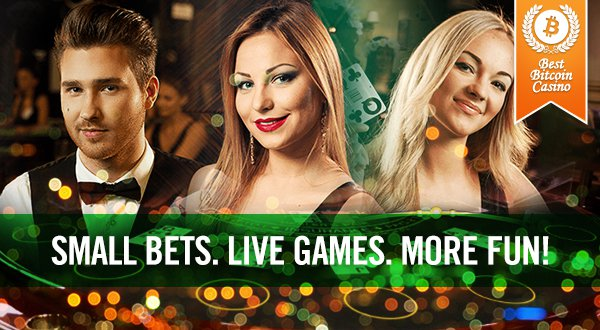 Players Look at the Live Casino Minimum Bet Bitcoin Casinos Offer Too