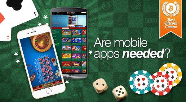 Bitcoin Betting Mobile App vs HTML5 Bitcoin Casinos