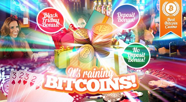 Black Friday Bitcoins