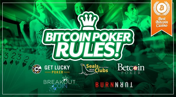 Bitcoin Poker Rules