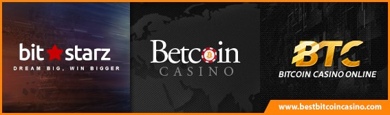 Bitcoin casino brands