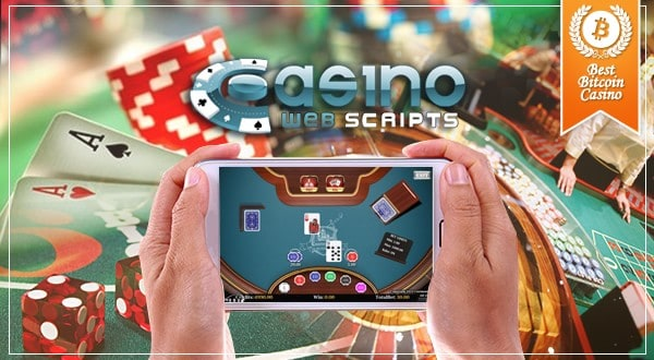 CasinoWebScripts Begins Mobile Expansion with HTML5 Slots, Card Game