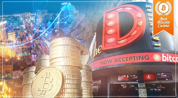 The D Las Vegas' Bitcoin Success Hopes to Inspire More Adopters