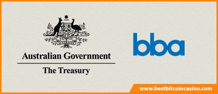 Australian Department of the Treasury and UK's British Banking Association
