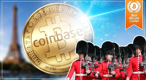 Coinbase in the UK