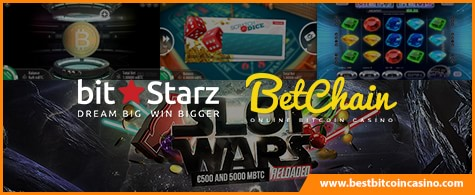 BetChain Casino and Bitstarz