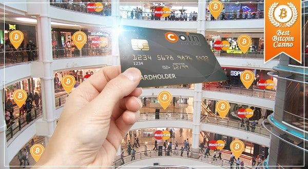 First Bitcoin Credit Card
