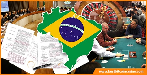 Gambling Legal Brazil