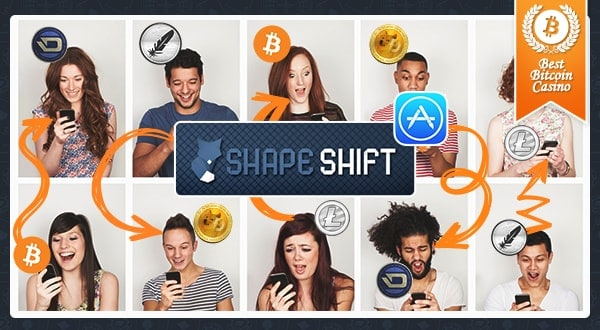 ShapeShift iOS App