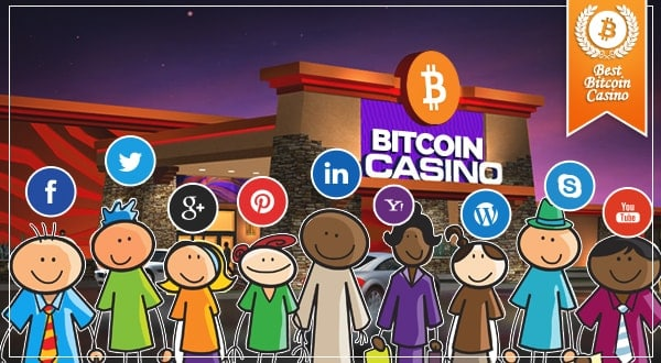 Bitcoin Casino Marketing