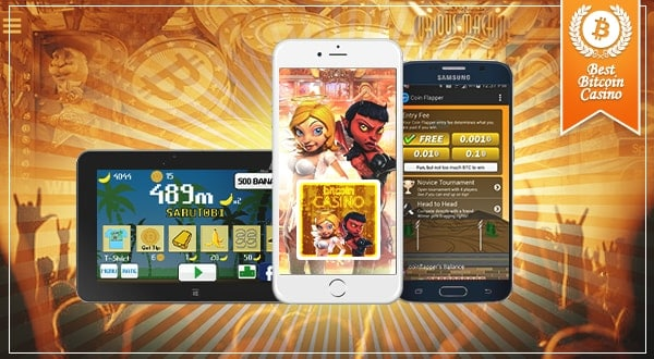 Bitcoin Casino Mobile App Gets Nod From Users