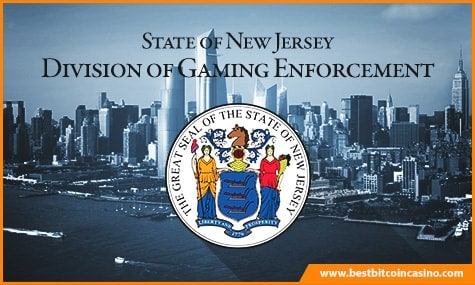 State of New Jersey Division of Gaming Enforcement