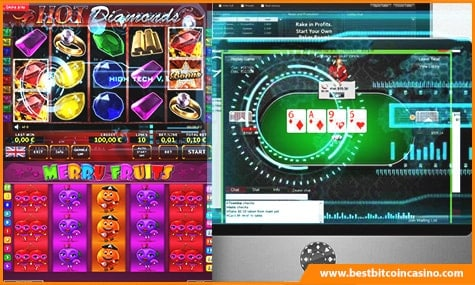 New Anonymous Casino Games