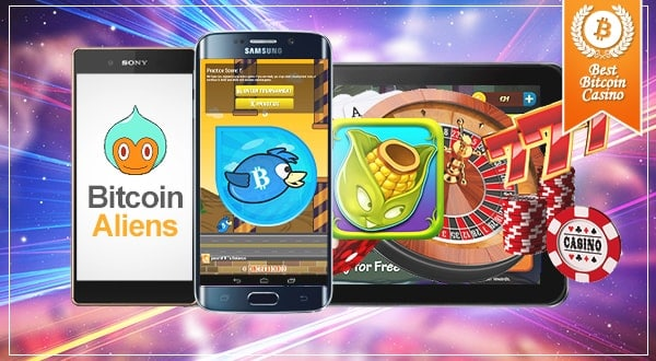 Bitcoin Casino Games and Mobile Apps