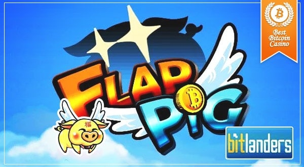 New 'FlapPig' Mobile Game Helps Promote Bitcoin