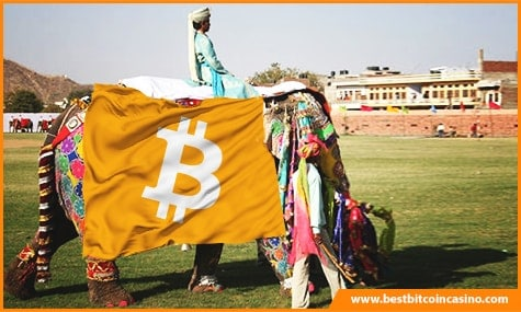 Bitcoin Adoption in India