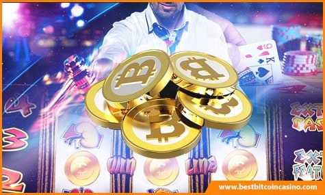 Bitcoin in Online Gambling Industry