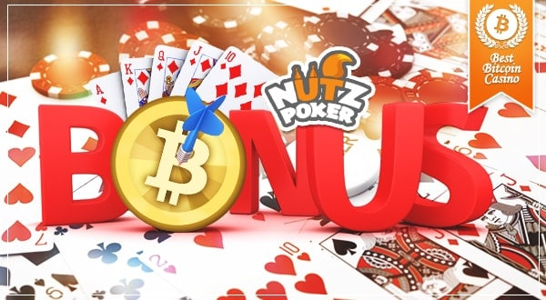 NutzPoker Electrifies Bitcoin Betting With Bonuses