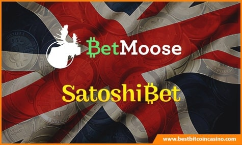 Bitcoin Casinos in UK