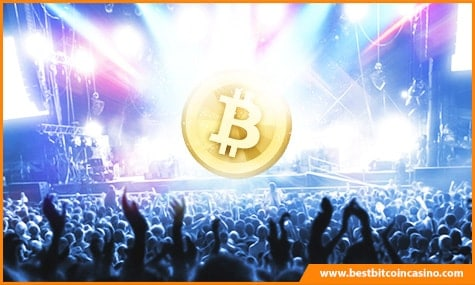 Bitcoin Takes the Stage