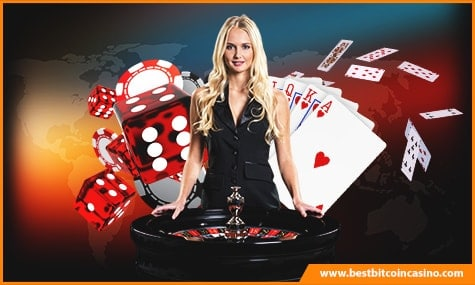 Live Casino Bitcoin Bonus and Promotions