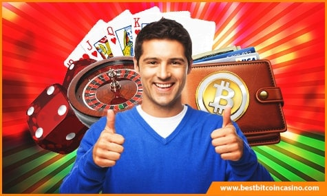 Bitcoin Wallets and Gambling