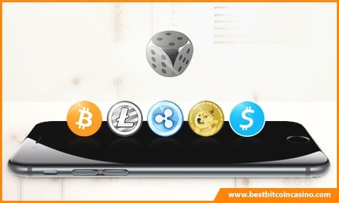 DICE Wallet Cryptocurrencies