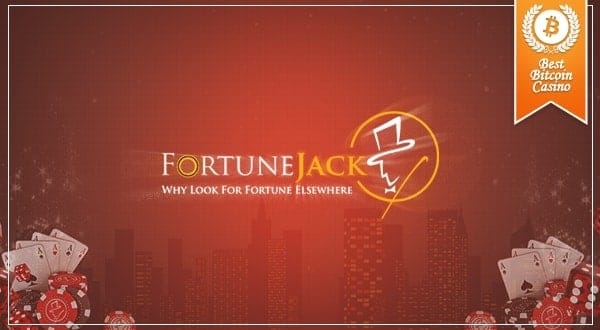 FortuneJack Improves Casino