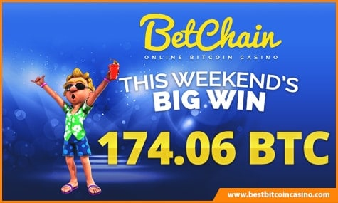 BetChain Casino Big Win