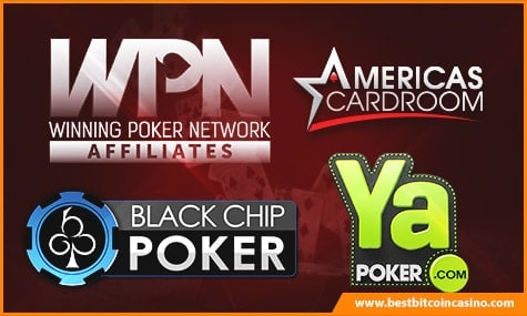 Winning Poker Network Partners