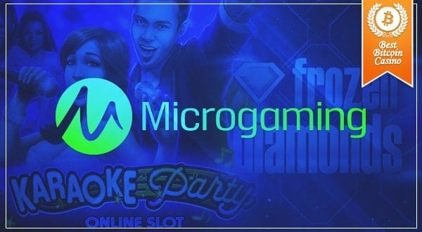 Microgaming Releases Two New Online Slots