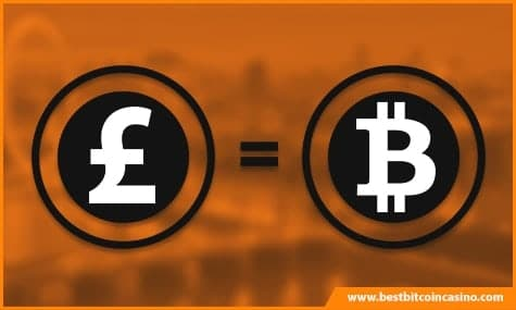 Pound and Bitcoin now legal to be used