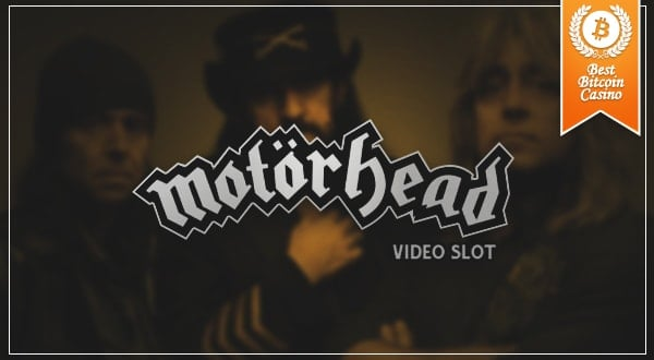 Motorhead Slot To Rock Bitcoin Casinos This Month