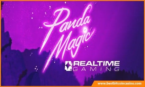 Realtime Gaming and Panda Magic Slot