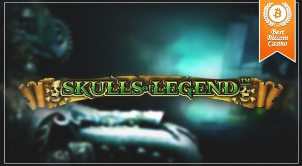 Skulls of Legend Slot Brings Exciting Free Spins