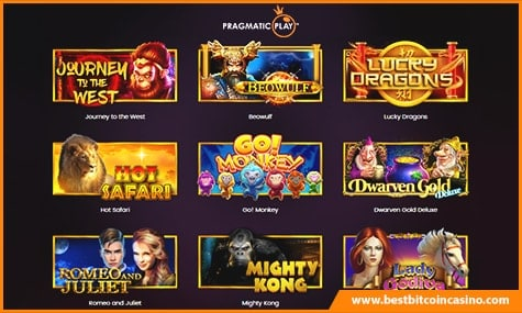 Pragmatic Play joins BitCasino.io