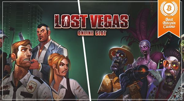 Choose To Be A Zombie Or A Survivor In Lost Vegas
