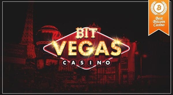 BitVegas.io Features New Slots & Bigger Jackpots