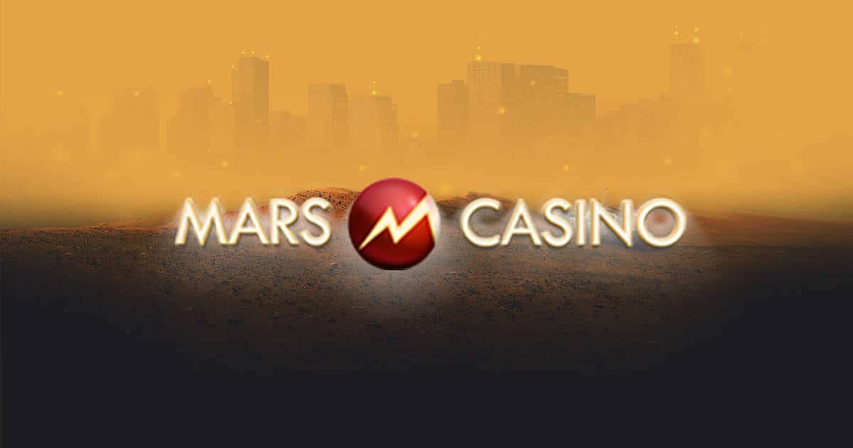 Mars Casino Review Games Ratings Best Bitcoin Casino