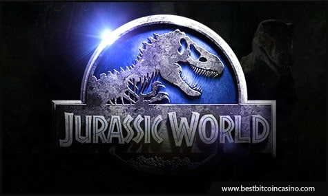 Jurassic World slot from Microgaming