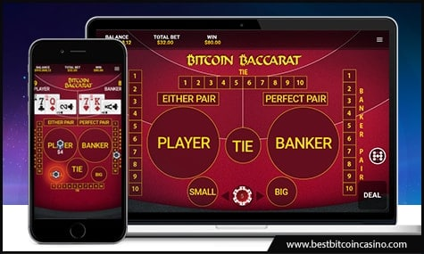 OneTouch Baccarat for Mobile and Desktop